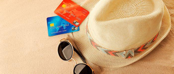 Bruk kredittkort for en bekymringsfri ferie