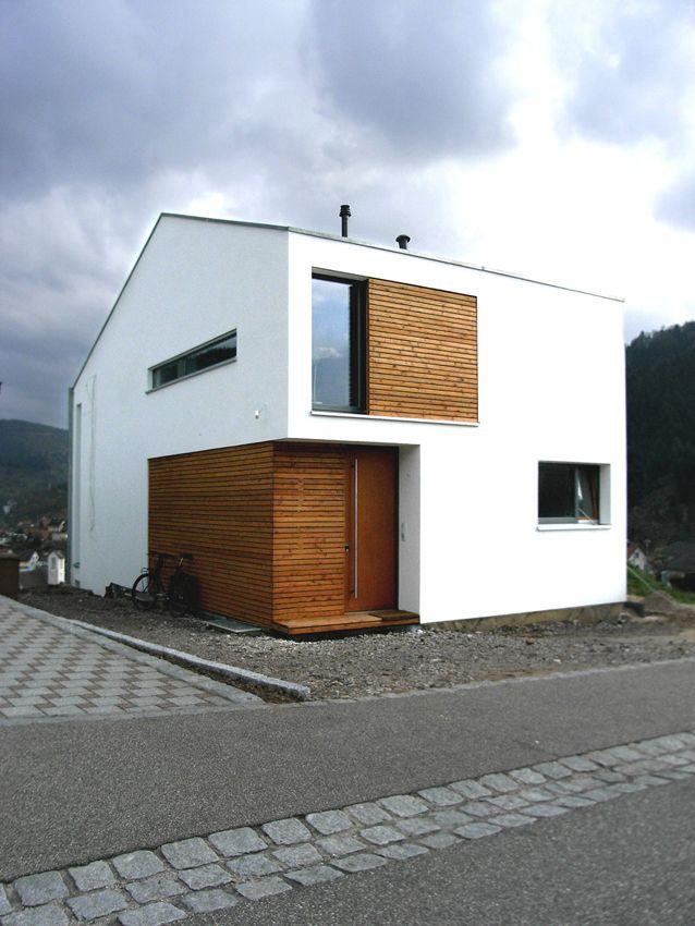 Ber ideen zu moderne architektur auf pinterest for Hausformen einfamilienhaus