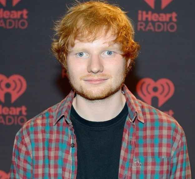 Ed Sheeran used to be homeless, and slept outside Buckingham Palace for a couple of nights to keep himself warm.