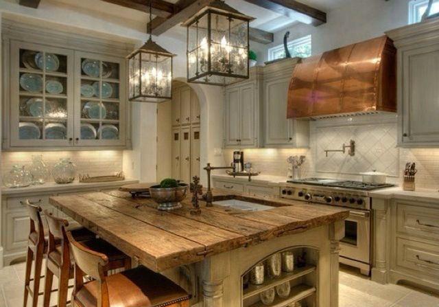 Inspiration d co cuisines de r ve deco cuisine cuisine for Armoire de cuisine verdun