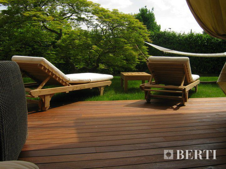 Havana Decking by Berti Wooden floor. #parquet  #parquetlovers
