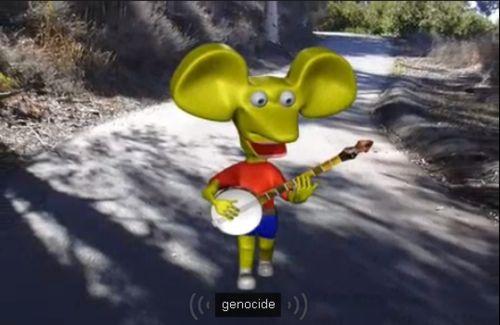 Ratboy Genius Genocide