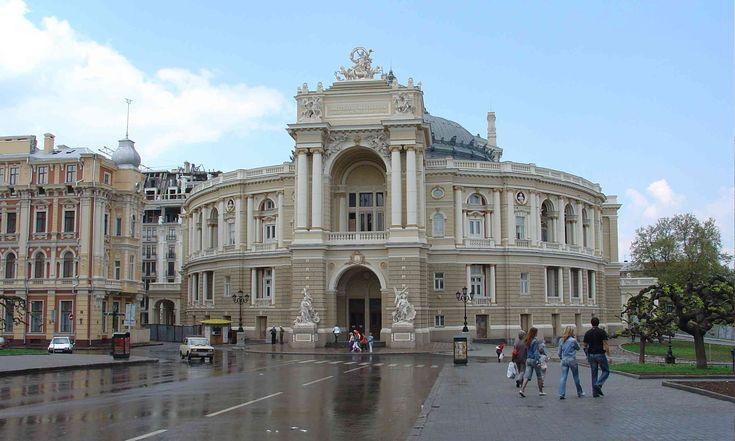 Odessa - TZS [odessa-opera-house.jpg (2590×1554)]