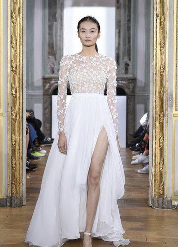 Sans Souci: die Bridal Couture Kollektion von Kaviar Gauche