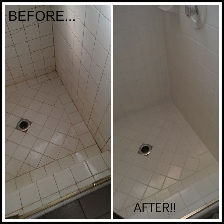 Looking for a tile and grout cleaning service in the San Diego area  We can achieve the deep clean results that come with professional tile and grout. 78 Best images about Before  amp  After on Pinterest   Clean shower