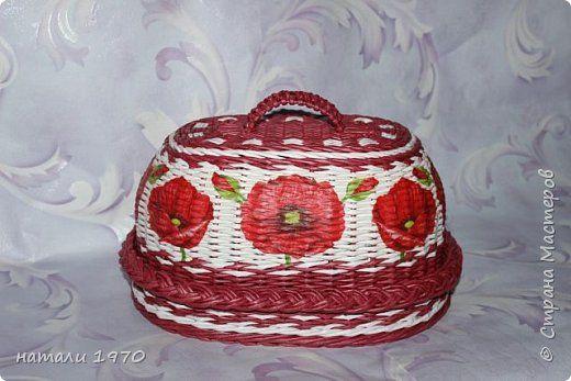 Поделка изделие Плетение Шитьё накопились заказики Трубочки бумажные фото 7