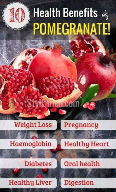 Benefits Of Pomegranate Juice For Liver