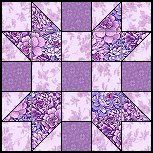 Quilts To Be Stitched - Five patch quilt patterns