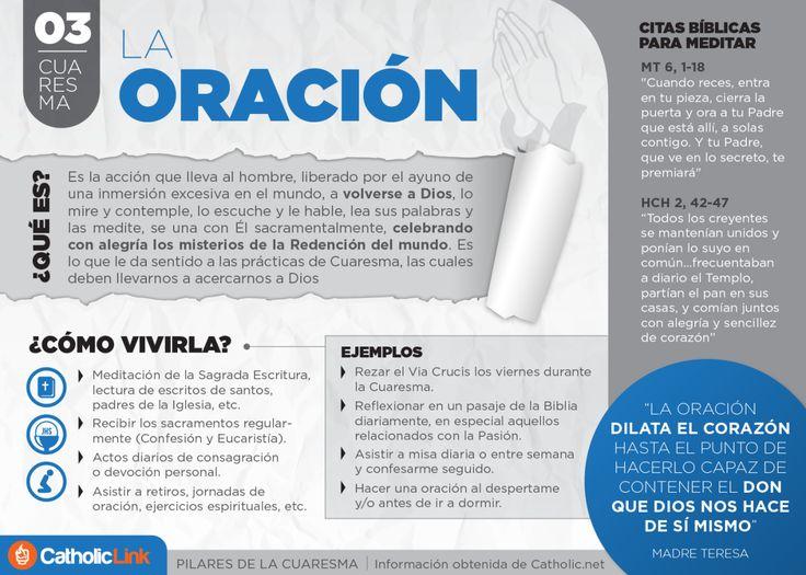 Biblioteca de Catholic-Link - Infografías Cuaresma