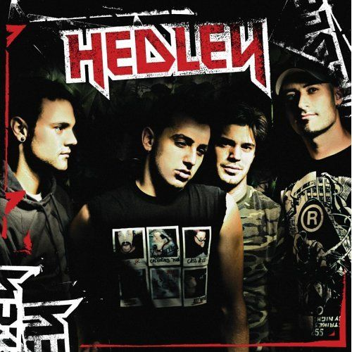 Hedley - Canadian rock band from BC