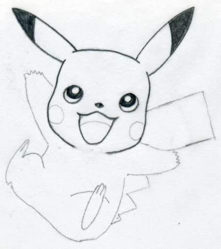 Cool easy drawings google search pokemon pinterest for Cool easy