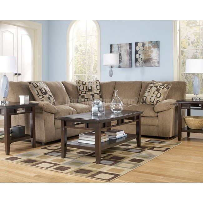 Renick   Brown Sectional Living Room Set Iu0027m Starting To Notice A Pattern  About