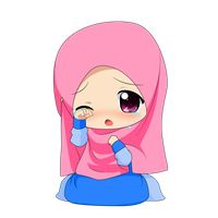 Chibi Muslimah 3 by TaJ92