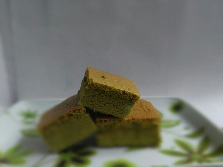 ogura matcha green tea. for my little sister.😀