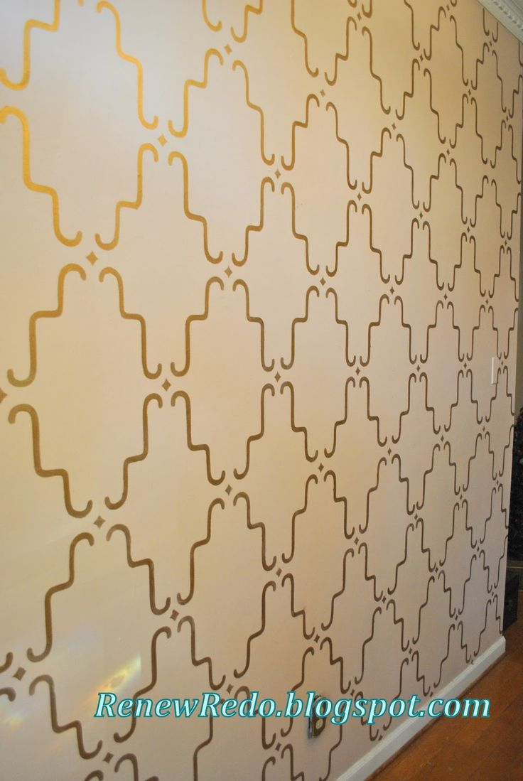 386 best house remodel ideas images on pinterest house gold wall stencil powder amipublicfo Choice Image