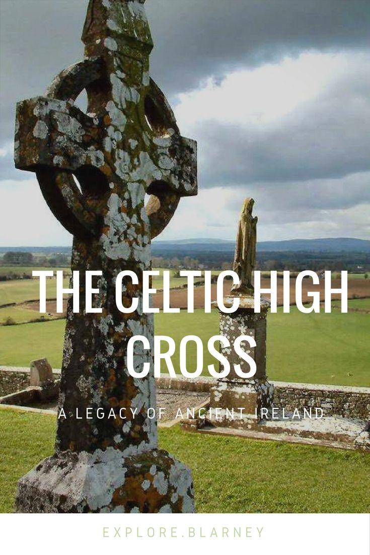Standing proudly through the mists of time, the Irish High Cross is an enduring symbol of Ancient Ireland.
