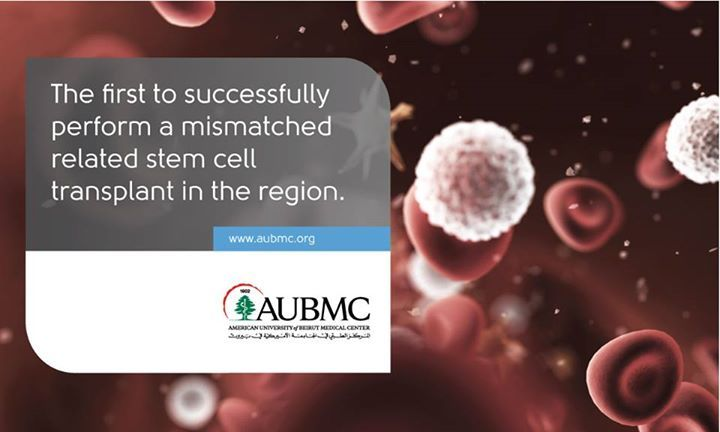 The Bone Marrow Transplantation Program at AUBMC conducted a successful allogeneic hematopoietic stem cell transplant from an unrelated donor. This procedure, considered as the first of its kind in the region. #Lebanon #Healthcare #Research #Excellence
