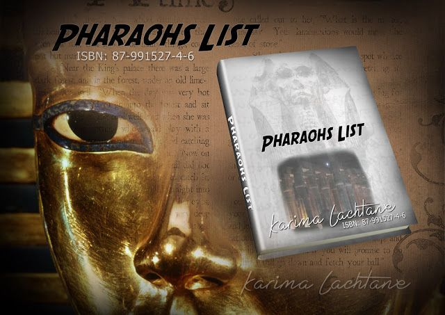 Behold the Pharaohs List. Unearth 6 pages of detailed researchcovering...