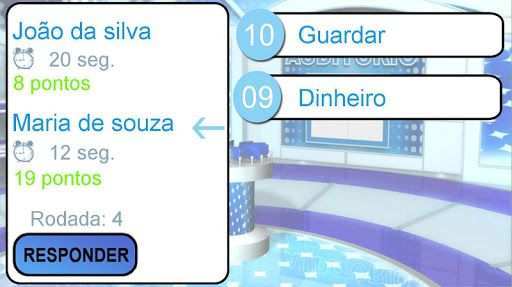 O Jogo das 3 pistas é baseado no sucesso da TV Brasileira apresentado por Silvio Santos.<p>Atenção: A resposta correta é sempre somente UMA palavra. <p>O objetivo do jogo é descobrir a palavra secreta com o menor número de pistas. Se descobrir após a primeira pista você ganha 10 pontos, na segunda pista ganha 8 e na terceira pista ganha 7.<p>1 Jogador: No modo para 1 jogador tente ganhar o maior número de pontos adivinhando as palavras secretas. O jogo acabará quando você errar 3.<p>2…