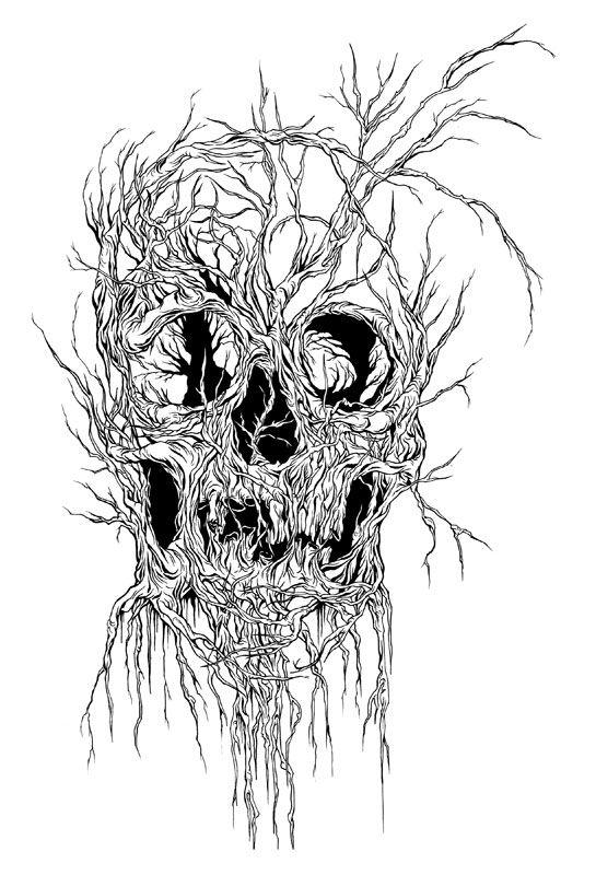 Alex Pardee: Skulls, Alex Pardee, Alexpardee, Pardee Artwork, Posts, Artist, Tattoo, Alex O'Loughlin
