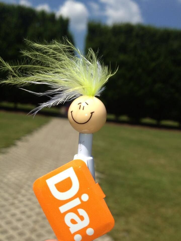 The Poughkeepsie Day School signature pen Nicky the navigator has been out and about again this summer.