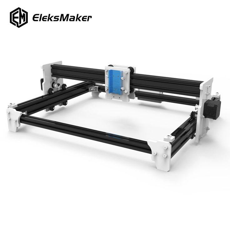 169.00$  Buy here  - EleksMaker EleksLaser-A3 Pro+ 500mW Laser Engraving Machine CNC Laser Printer