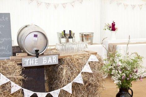 an English country fete wedding in Cornwall   uk wedding blog