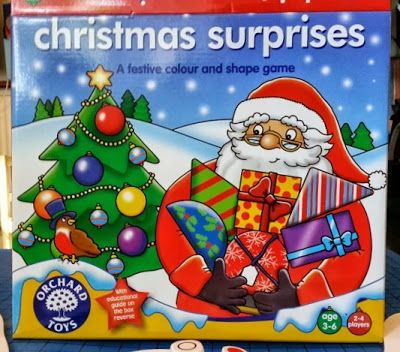 The Brick Castle: Christmas Surprises from Orchard Toys