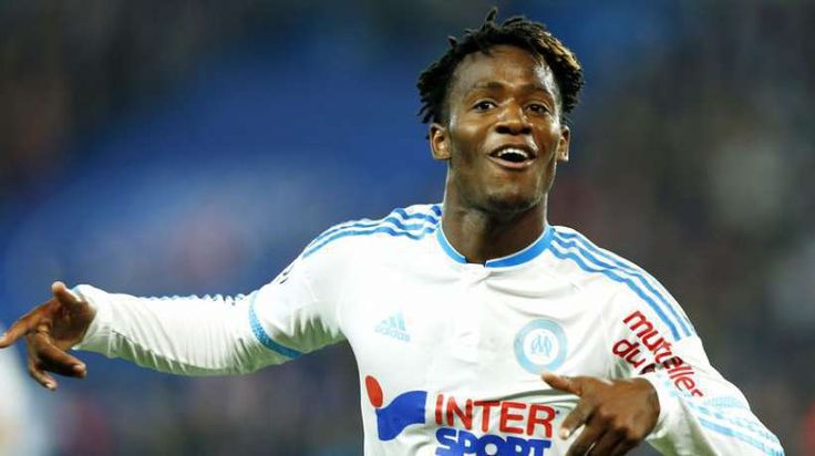 Marseille manager Franck Passi confirms Michy Batshuayi will leave the club this summer