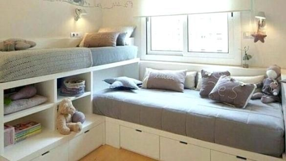 Shared Corner Bed Shared Corner Bed Modern Beds In Rooms What Are