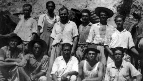 Los campos de concentración de Franco: así eran y así se sobrevivía | España | EL PAÍS