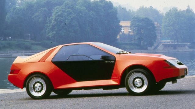 1979 Mustang RSX Rally Concept