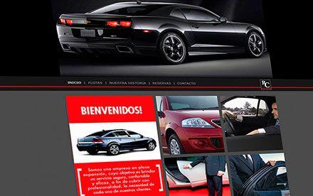 Diseño web Conq SRL