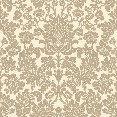 English Wallpaper   Damask Patterns   Berkshire   Bradbury & Bradbury Arts & Crafts, Victoria, Modernism, Damasks