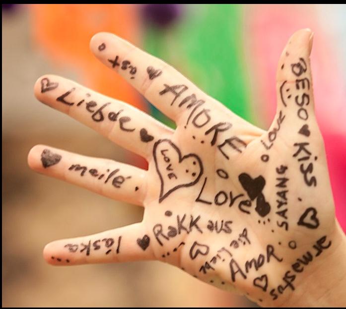 Love translates in every language!  naturallife.com