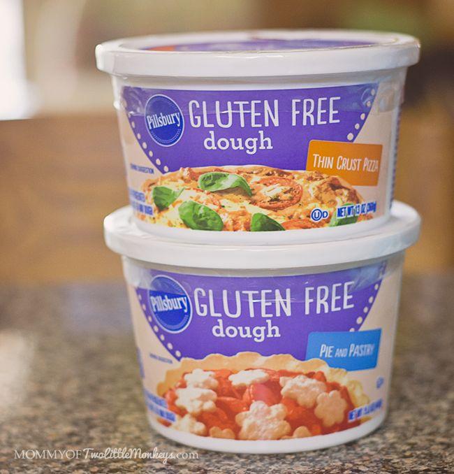 Pillsbury Gluten Free Dough