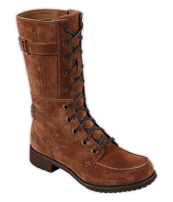 The North Face Bridgeton Lace Womens Boots