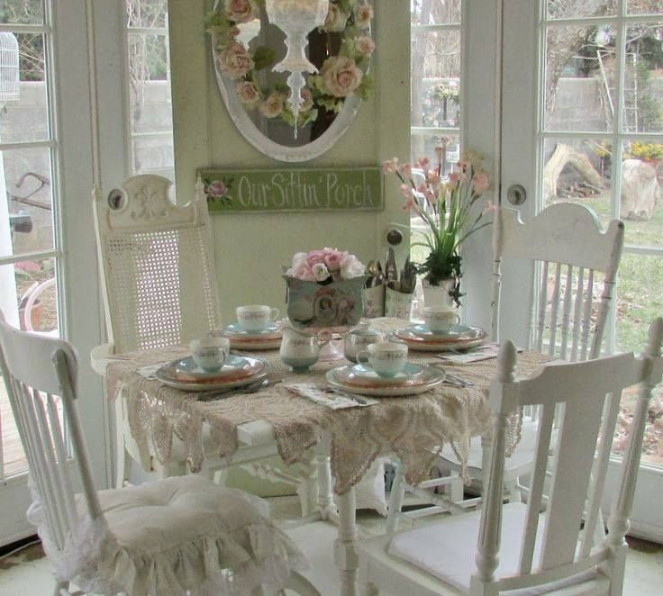 Home Decor Blogs Shabby Chic: 1000+ Ideas About Shabby Chic Dining On Pinterest