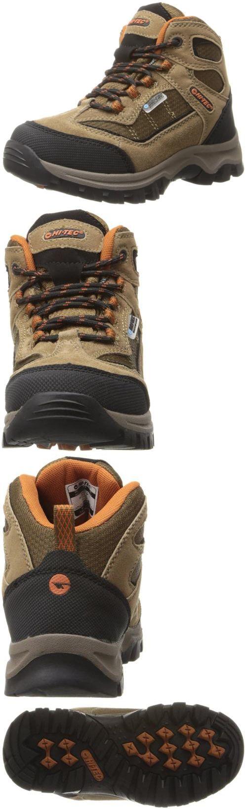 Kids 181394: Hi Tec Kids Unisex Hillside Waterproof Jr Hiking Boot Toddler Little Kid Big... -> BUY IT NOW ONLY: $78.69 on eBay!