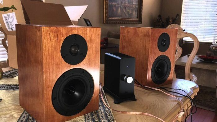 10 Diy Home Theater Speakers Bookshelves