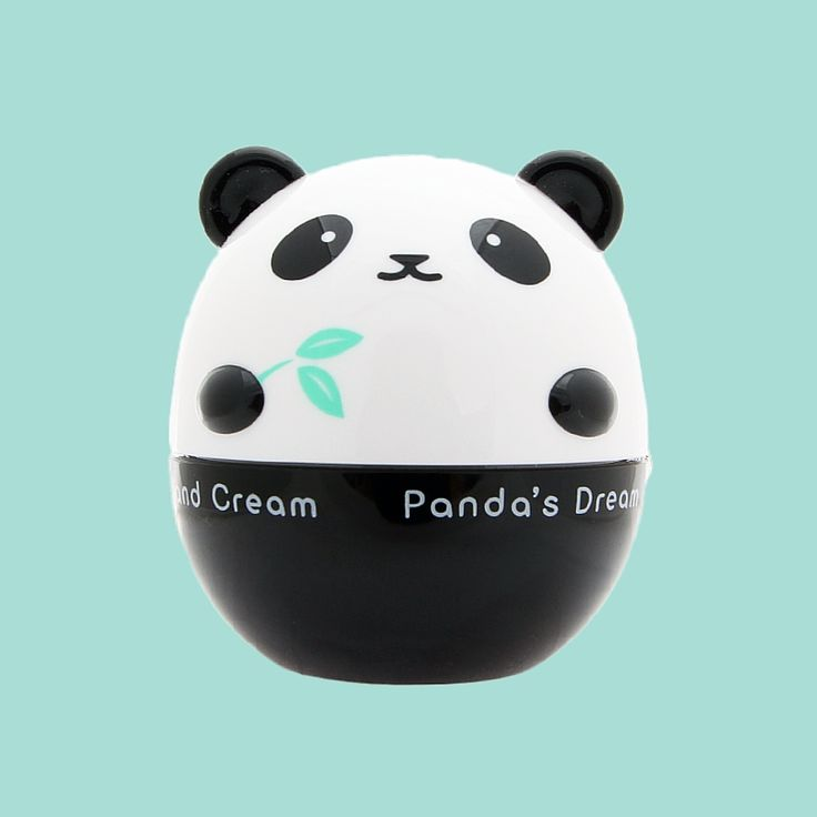 Tony Moly Panda's Dream Hand Cream is a must-have! Hand cream never looked so good!