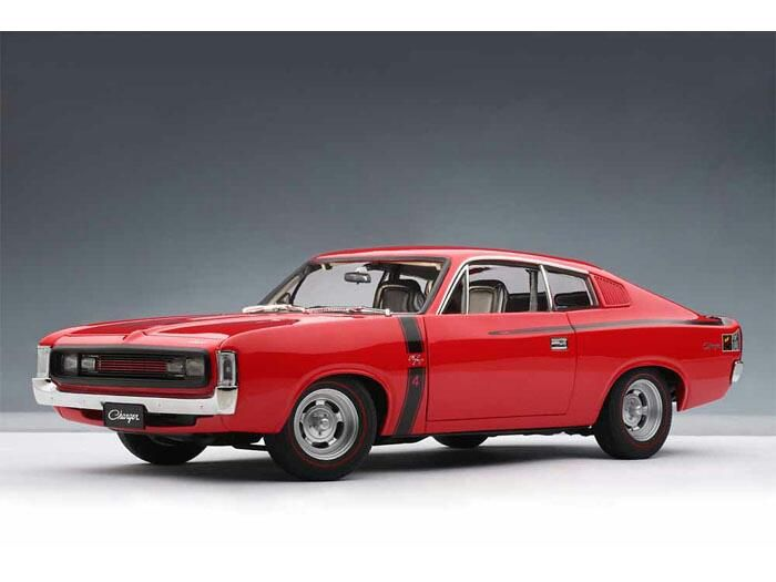 Chrysler Australia's 1972 4.3-litre in-line six Charger RT E49. A 0-100 mph time of 14.1 seconds!