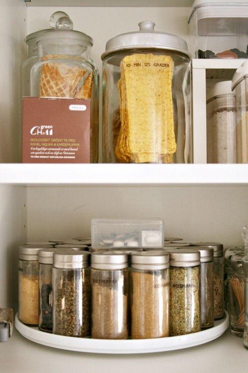 25 best ideas about lazy susan spice rack on pinterest kitchen cabinet storage small kitchen - Spice rack for lazy susan cabinet ...