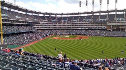 #tickets Cleveland Indians vs Kansas City Royals 2 Tickets TODAY 9/14/17 Sec 304 Row E please retweet
