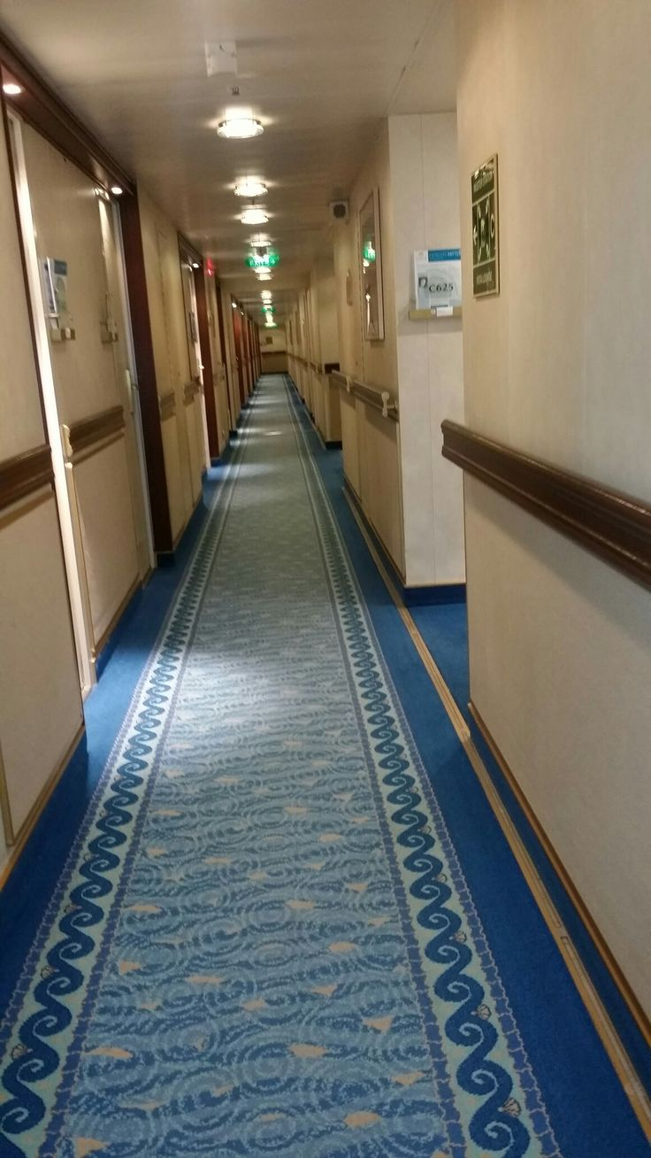 cruise ship view to cabin 2016