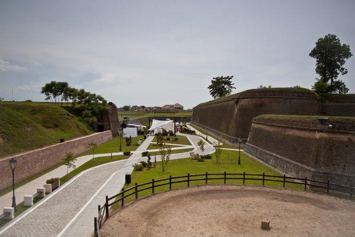 Alba Carolina Fortress, Alba Iulia, RO