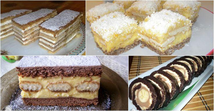 Nyolc olyan receptet mutatunk, amit biztos nem süt a szomszéd! :)