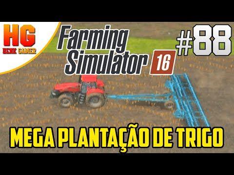 Farming Simulator 16 - Gameplay - MEGA PLANTAÇÃO DE TRIGO - Tablet - Android e Ios - PT-BR #88 - http://techlivetoday.com/android-tablet-reviews/farming-simulator-16-gameplay-mega-plantacao-de-trigo-tablet-android-e-ios-pt-br-88/