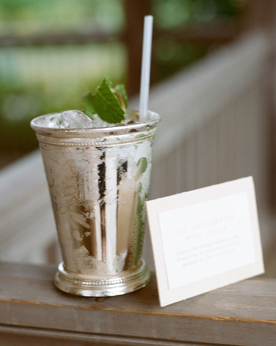 Legend has it that mint juleps were invented at The Old White (the Greenbrier's…
