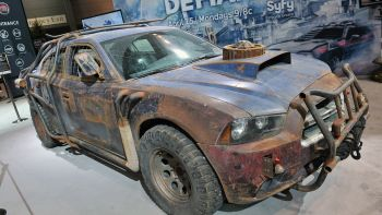 Dodge Charger from Defiance TV Series: Chicago 2013 Photo Gallery - Autoblog